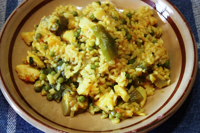 arroz con bacalaoRC
